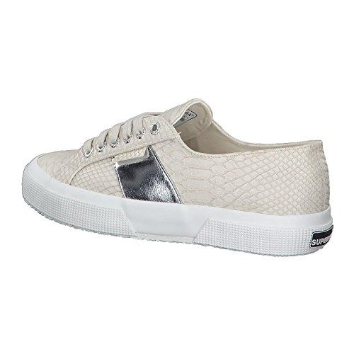 Superga 2750 Pusnakew, Chaussures Légères Femme Gris Clair