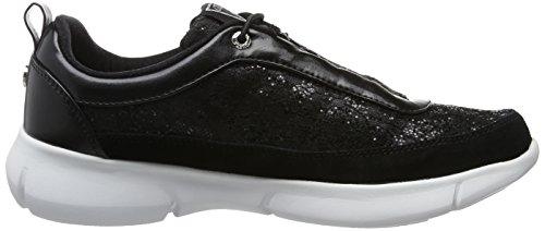 Guess Kanan, Sneakers Basses  femme Noir