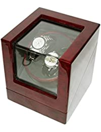 Watch Winder (1 motor 2 relojes) Cherry-Black