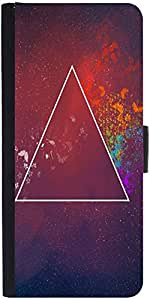 Snoogg 3Rd Dimension Designer Protective Phone Flip Case Cover For Lenovo Vibe X2