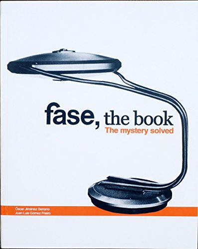 Fase, the book. The mystery solved.