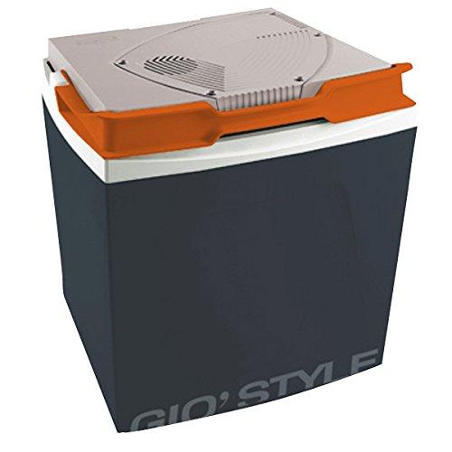 kühlschrank Elektro 26Lt Auto Haus 12-230V Kühlbox grau dunkel Maße: 39,5x 29,5x 45cm