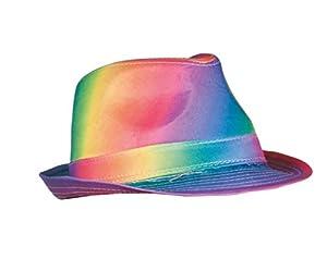Boland 01384 - adultos favorables Popstar sombrero, tamaño de la unidad, multicolor