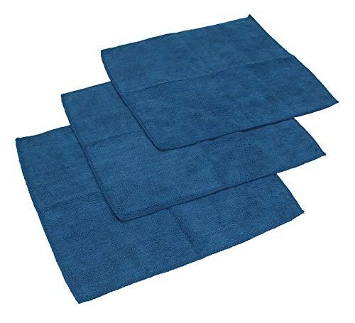 Betz Microfaser Reinigungstücher blau 30 x 30 cm (3er-Pack)