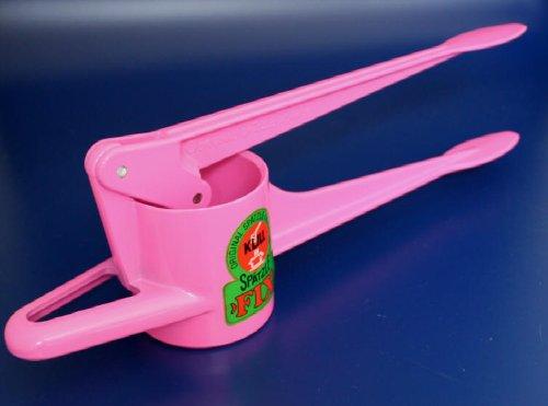 SPÄTZLEPRESSE KARTOFFELPRESSE ORIGINAL KULL SPÄTZLE FIX SPÜLMASCHINENFEST WUNSCHFARBE (Pink - Pink)