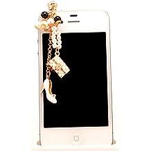 MYC Paris - Bijou de téléphone portable - Accessoires - Femmes - Plugy Cendrillon