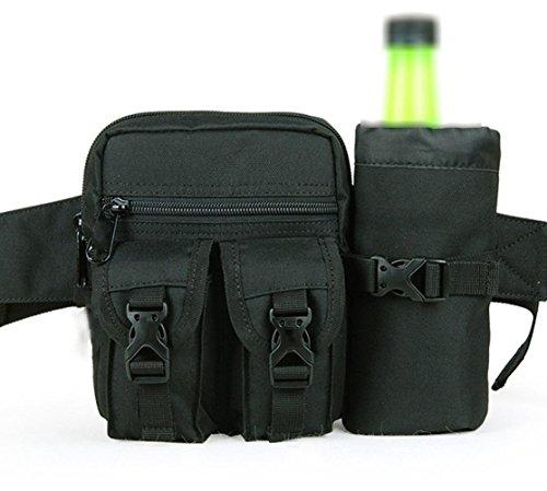 Taschen Von Outdoor-Lauf-Multifunktions-Wasserdichte Kessel-Taschen Black