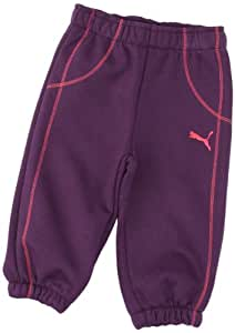 Puma BB ESS Pantalon fille Cordial Pink FR : 2ANS 1/2 (Taille Fabricant : 2T)