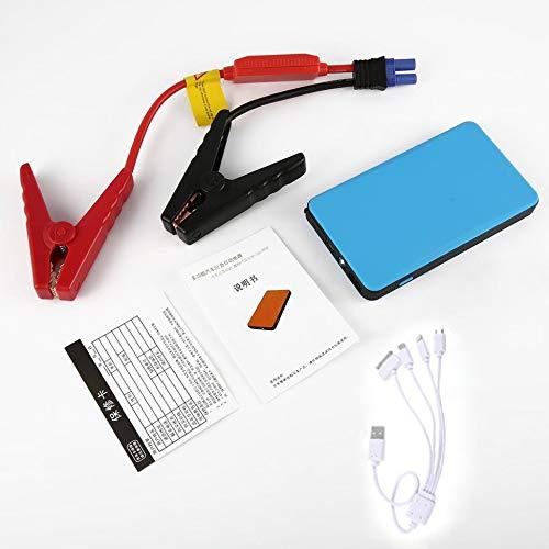 BLY-01 Portable 12V 30000mAh Multifunction Jump Starter Emergency Power Bank blue (Jump Starter 30000mah)