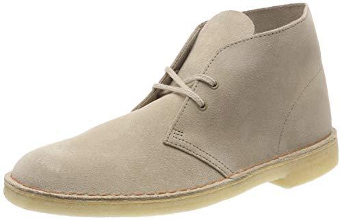 7fe2017d5b62fb Clarks Originals Desert Boots Homme, Beige (Sand Suede), 42 EU