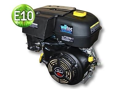 LIFAN 190 Benzinmotor 10,5kW (15PS) 25,4mm 420ccm Handstarter Kartmotor
