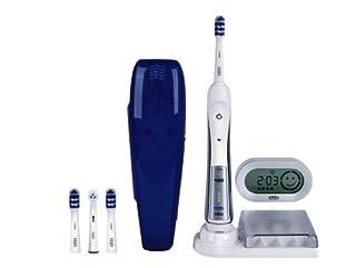 Oral-B TriZone 5500 Elektrische Premium-Zahnbürste (mit Reise-Etui und SmartGuide) (B00DDC2W7G) | Amazon price tracker / tracking, Amazon price history charts, Amazon price watches, Amazon price drop alerts