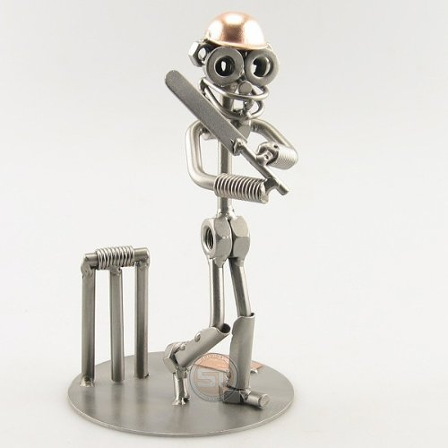 Pictures Of Nuts And Bolts >> Nuts And Bolts Figure Cricket - Original And Handmade Gift - Cricket Store
