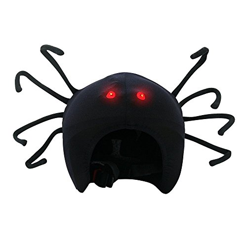 Cool Casc - Funda para Casco led araña coolcasc