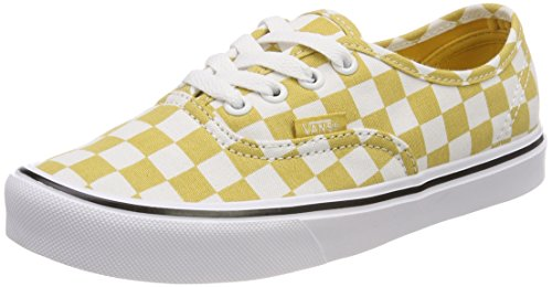 Giallo 37 EU Vans Authentic Lite Sneaker UnisexAdulto Canvas Scarpe 2rb