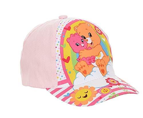 Care Bears Glücksbärchis Baseball Cap, Kappe für Kinder -