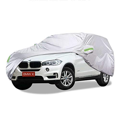 SXET-Car cover BMW X3 X5 car cover Special dust protection Windshield Oxford fabric Scratch-proof sunscreen Scratch-proof Car cover for t