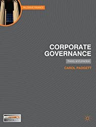 Corporate Governance: Theory and Practice (Palgrave Finance)