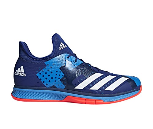 Adidas Zapatillas Counterblast Bounce, Hombre, Mystery Ink/Footwear White/Solar Red, 44 2/3