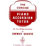The Concise Piano Accordion Tutor Acdn