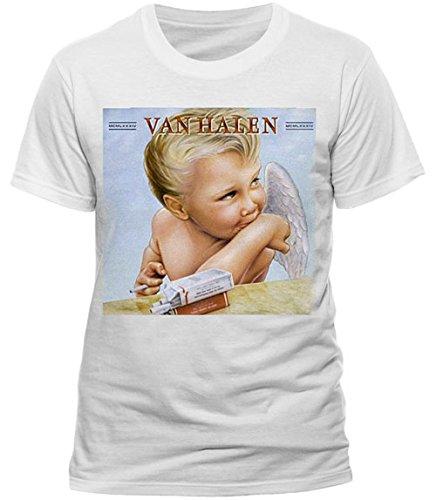 T-Shirt-Van Halen-1984-Adult Xlarge cidrt vha01505-CID