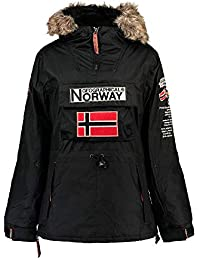 Geographical Norway Anorack Mujer Bomber