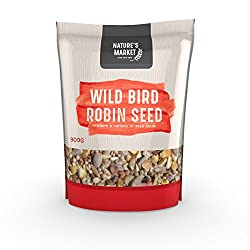 Natures Market King Fisher Robin Feed Bag, 0.9 kg