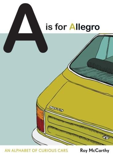 A is For Allegro par Roy McCarthy