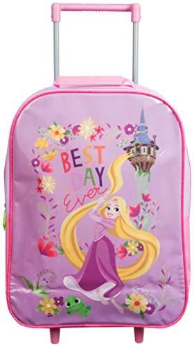Disney - Carrello da Viaggio per Bambini, Motivo: Principesse, Colore: Multicolore