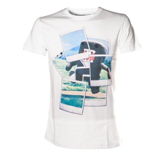Domo-kun - Domo T-Shirt Tee Gr. XL Original & (Kostüm Domokun)