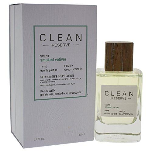 CLEAN Clean smoked vetiver wasser parfum-spray-100ml