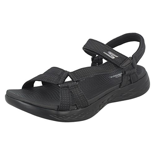 Skechers Women's on-The-Go 600-Brilliancy Sport Sandal, Parent, US