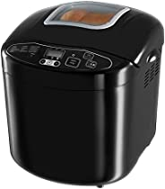 Russell Hobbs Compact Black Bread Maker Black, 12 program, RU-23620