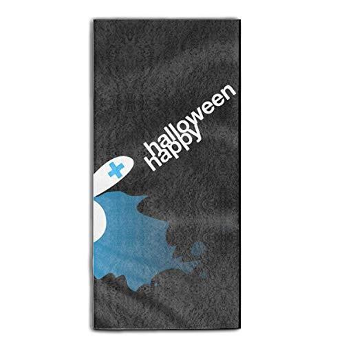 werert Holiday Halloween Bath Towel - Bath Hand & Washcloth Towels Gift 31