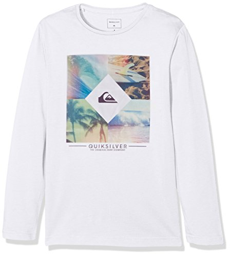 quiksilver-diamond-day-t-shirt-garcon-blanc-fr-16-ans-taille-fabricant-xl-16