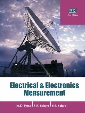 Electrical & Electronics Measurement (As Per BPUT Syllabus)