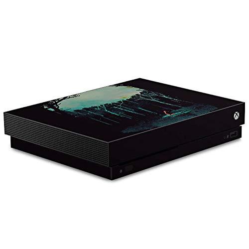 DeinDesign Microsoft Xbox 360Manette de Skin en vinyle de forêt Autocollant Art Forest