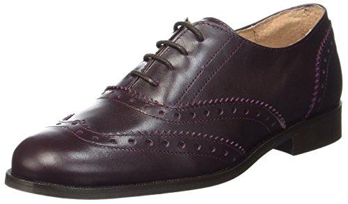 Shoe The Bear Damen Joy L Stiefel Rot (194 Burgundy)