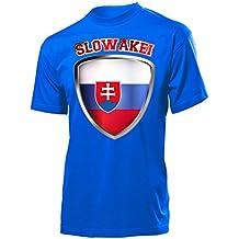 love-all-my-shirts Slowakei Fanshirt - Herren T-Shirt Gr.S bis XXL - Golebros