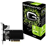 Gainward 3576 Carte graphique Nvidia GeForce GT710 2048 Mo PCI Express