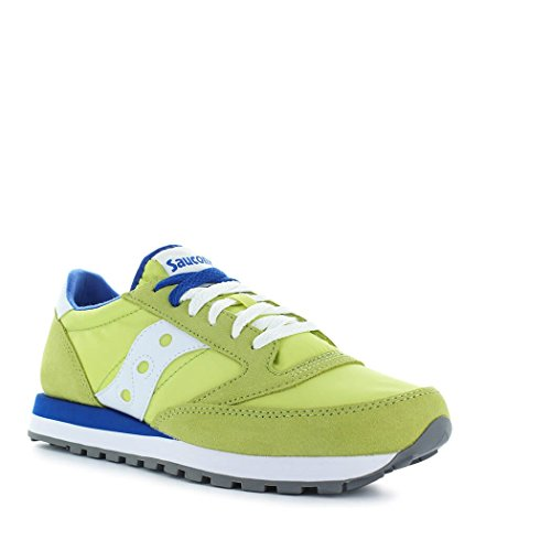 SAUCONY scarpe sneaker uomo JAZZ ORIGINAL S2044 450 giallo