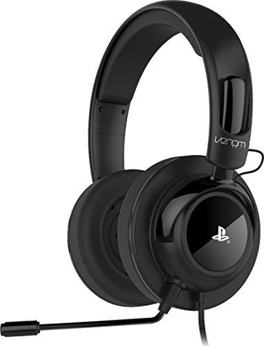 Venom - Vibration Stereo Gaming Headset PS4/PS3