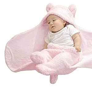 My NewBorn 3 in 1 Baby Blanket-Safety Bag-Sleeping Bag for Babies