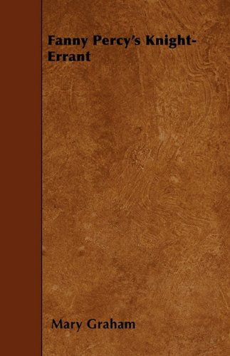 Fanny Percy's Knight-Errant Cover Image