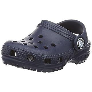 Crocs Classic Unisex Kids Clogs, Blue (Navy 410),  C4-5 UK (19/21 EU)