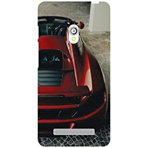 Asus Zenfone 5 A501CG Back cover - Car Designer cases