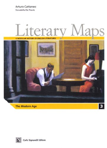 Literary maps. Letteratura inglese. Per il triennio delle Scuole superiori: 3