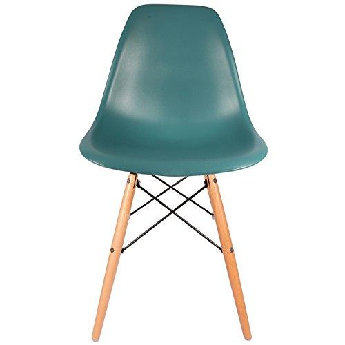 promo 6 x chaise design inspiration eiffel pieds bois. Black Bedroom Furniture Sets. Home Design Ideas