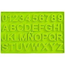 IBILI 871300 - Molde Chocolate Letras Y Numeros