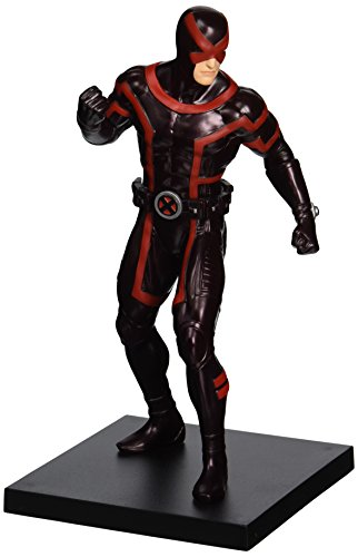 "Preisvergleich Produktbild Kotobukiya Maßstab 1: 10""Cyclops Marvel"" Jetzt ARTFX Plus Statue (rot/schwarz)"